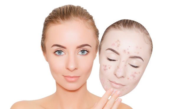 кожа после чистки лица